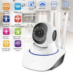 HD 1080P Wireless IP Security Camera Indoor CCTV Home Smart