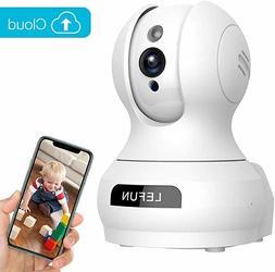 Lefun Wireless IP Security Camera 720P Indoor Camera with Mo