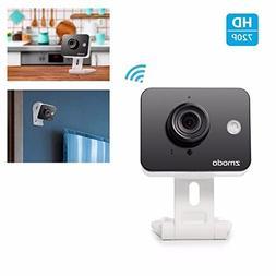 Wireless Mini 720p HD IP WiFi Network Home Security Camera T