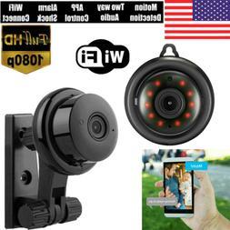 Wireless WIFI IP Camera HD1080P Smart Home Security Camera N