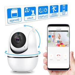 wireless wifi video baby monitor camera