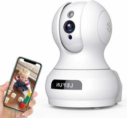 ALLFOR Wireless/Wired WiFi Cloud IP Surveillance Camera 720P