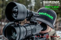 Sightmark Wraith HD Digital Riflescope / NS750 Extreme Dimma