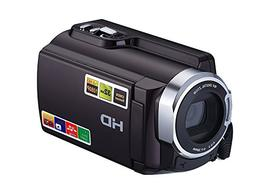 PowMax WW-34 1080P 24MP 16X Digital Zoom Camcorders WIFI Con