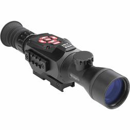 ATN X-Sight-II 3-14 Smart Day/Night Hunting Rifle Scope HD V