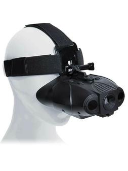 X-Vision Pro Rechargeable Digital Hands Free Night Vision Go