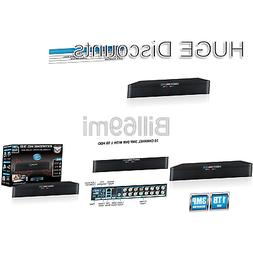 Night Owl X3-161 3MP DVR with Hard Drive 16 Channel Extreme