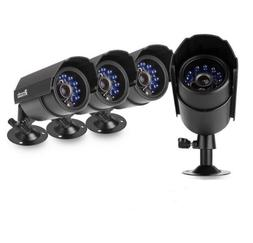 Zmodo ZMD-P4-CARAZ4ZN 600TVL High Resolution Outdoor Bullet