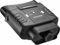 2X Zoom Digital Night Vision Binoculars Infrared illuminator