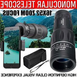 30 x 60 Zoom Telescope Travel Folding Binoculars with Case D