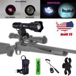 Zoomable IR 850nm 940nm Night Vision Infrared illuminator Va
