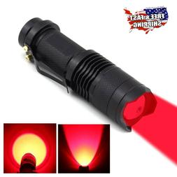 WAYLLSHINE Scalable Red LED 3 Mode Long Range Red Beam Red L